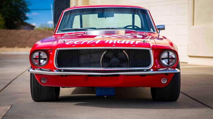 Holman & Moody Ford Mustang 8