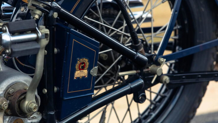 Indian Four Motorcycle 7