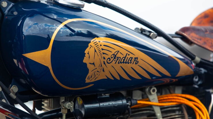 Indian Four Motorcycle 8