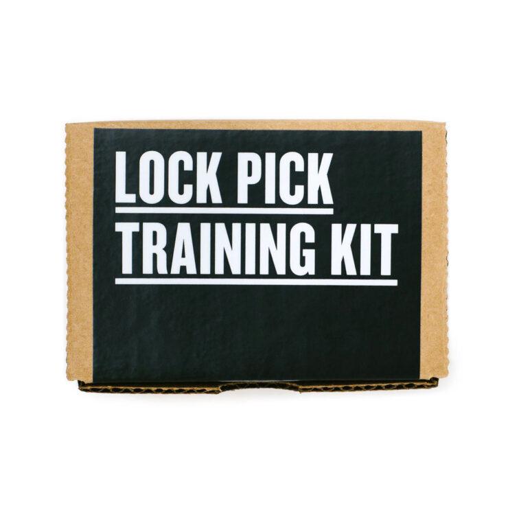 Lock Pick Training Kit 3