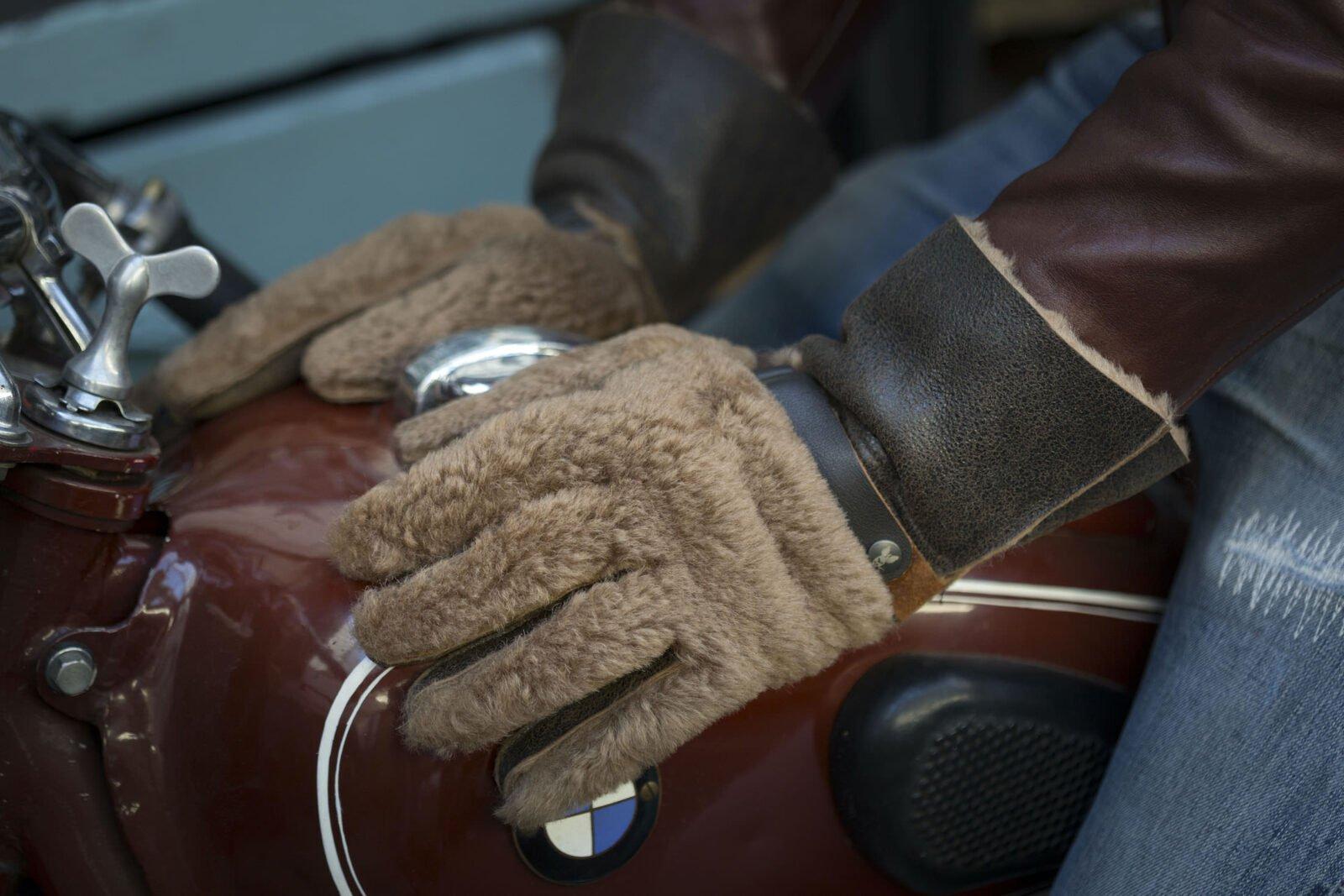 Louis Charles Motorcycle Gloves