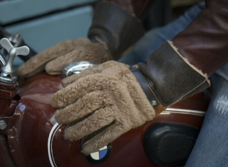 Louis Charles Motorcycle Gloves