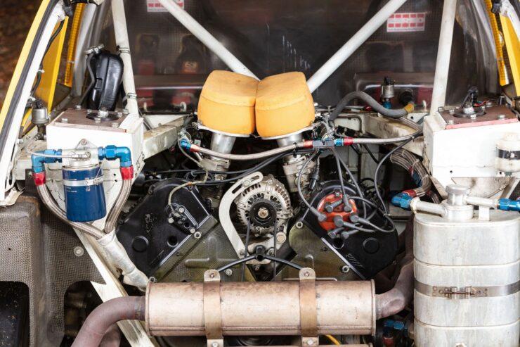 MG Metro 6R4 Engine 2