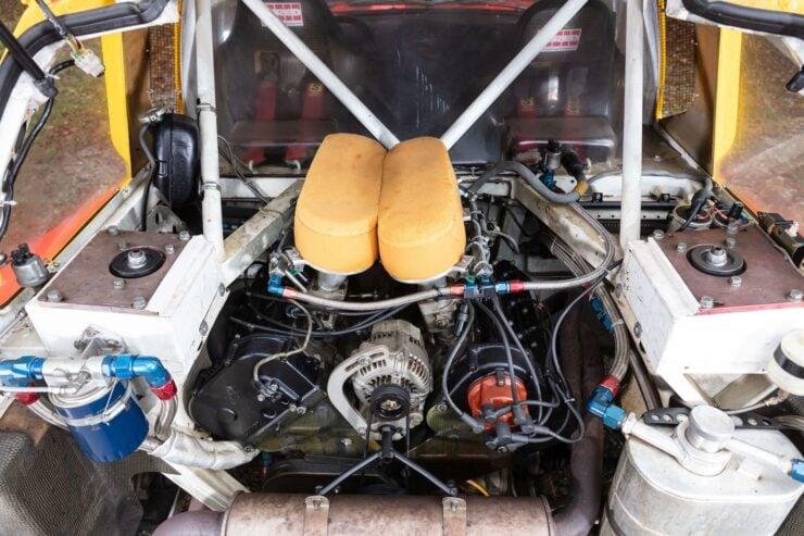 MG Metro 6R4 Engine 3