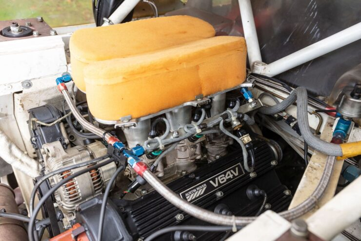 MG Metro 6R4 Engine 4