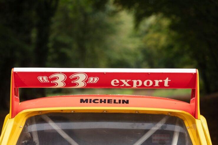 MG Metro 6R4 Wing