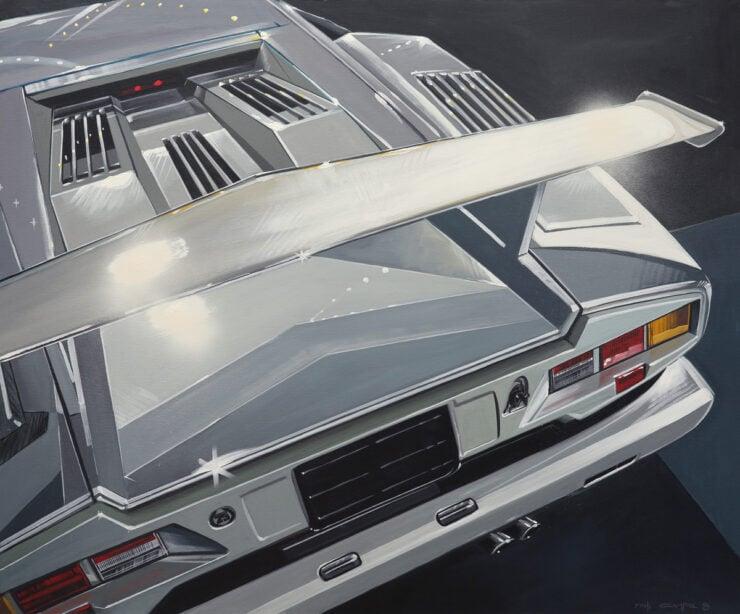Manu Campa Classic Car Art 7