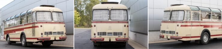 Mercedes-Benz O321H Bus Camper RV 20