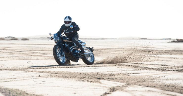 Brough Superior Pendine motorcycle
