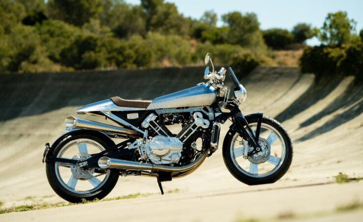 Brough Superior Boxer Motorcycles Anniversary