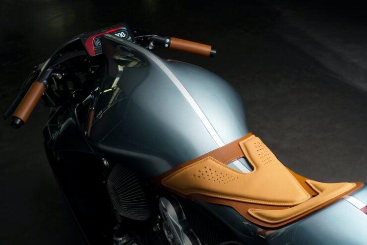 Aston Martin Brough AMB001 motorcycle