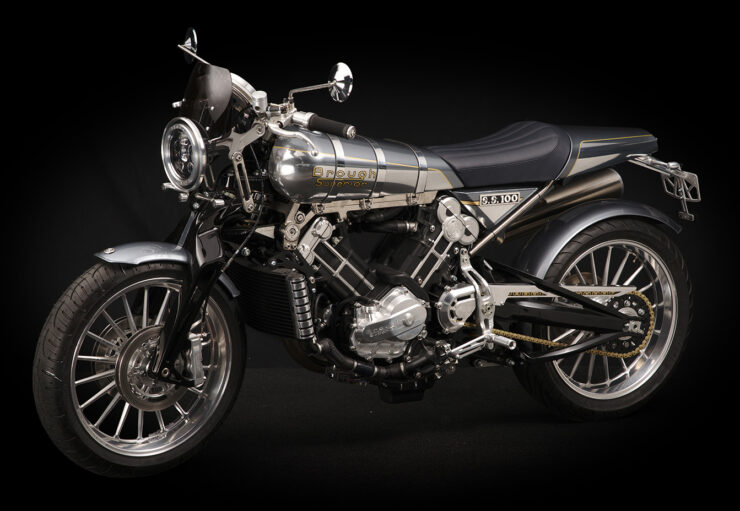 Brough Superior SS100 Boxer Motorcycles
