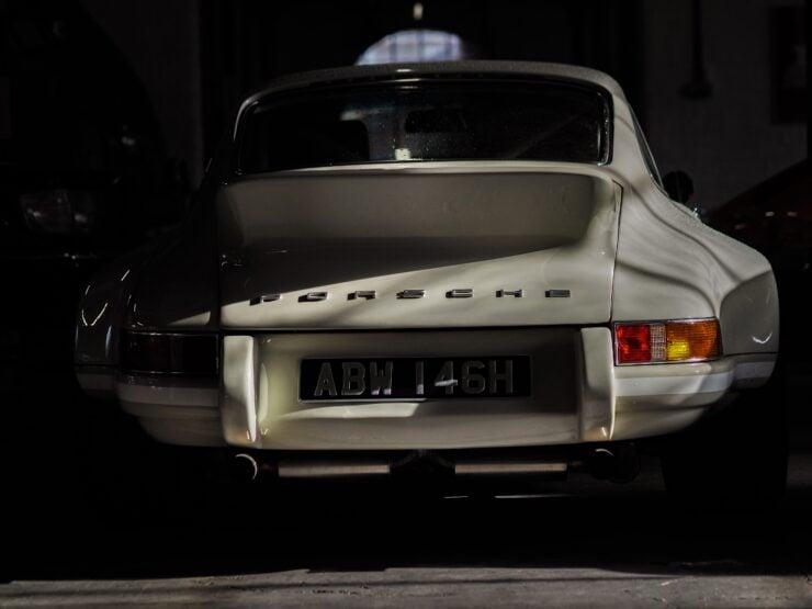 Porsche Tail 2