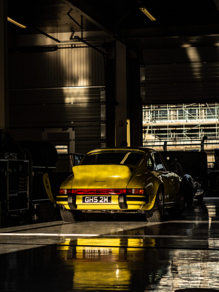 Porsche Tail