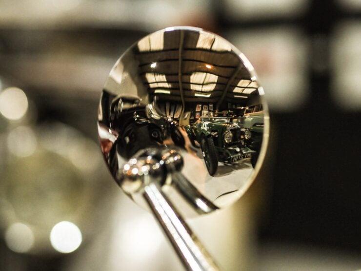 Rear Vision Mirror
