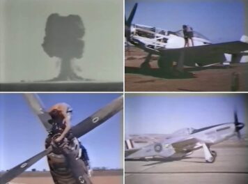 Rise Like The Phoenix – The Recovery Of Six P-51 Mustangs From A Nuclear Test Site