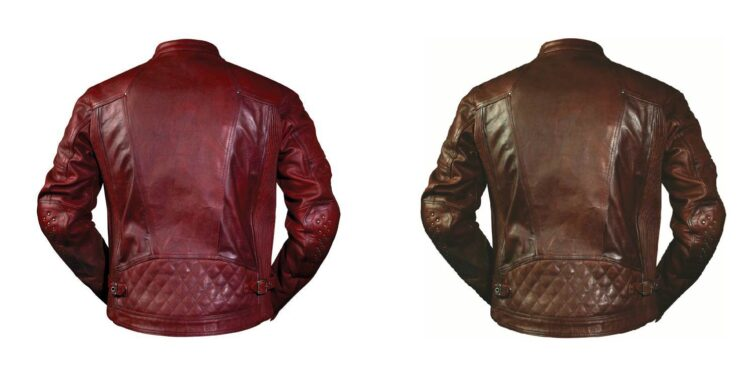 Roland Sands Design Clash Jacket Back