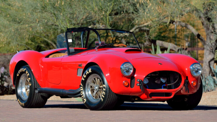 Shelby Cobra 427 Front