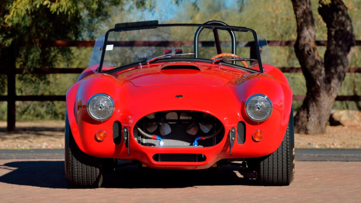 Shelby Cobra 427 Grille