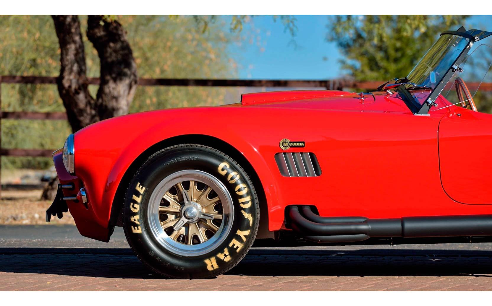Shelby Cobra 427 Paul Walker