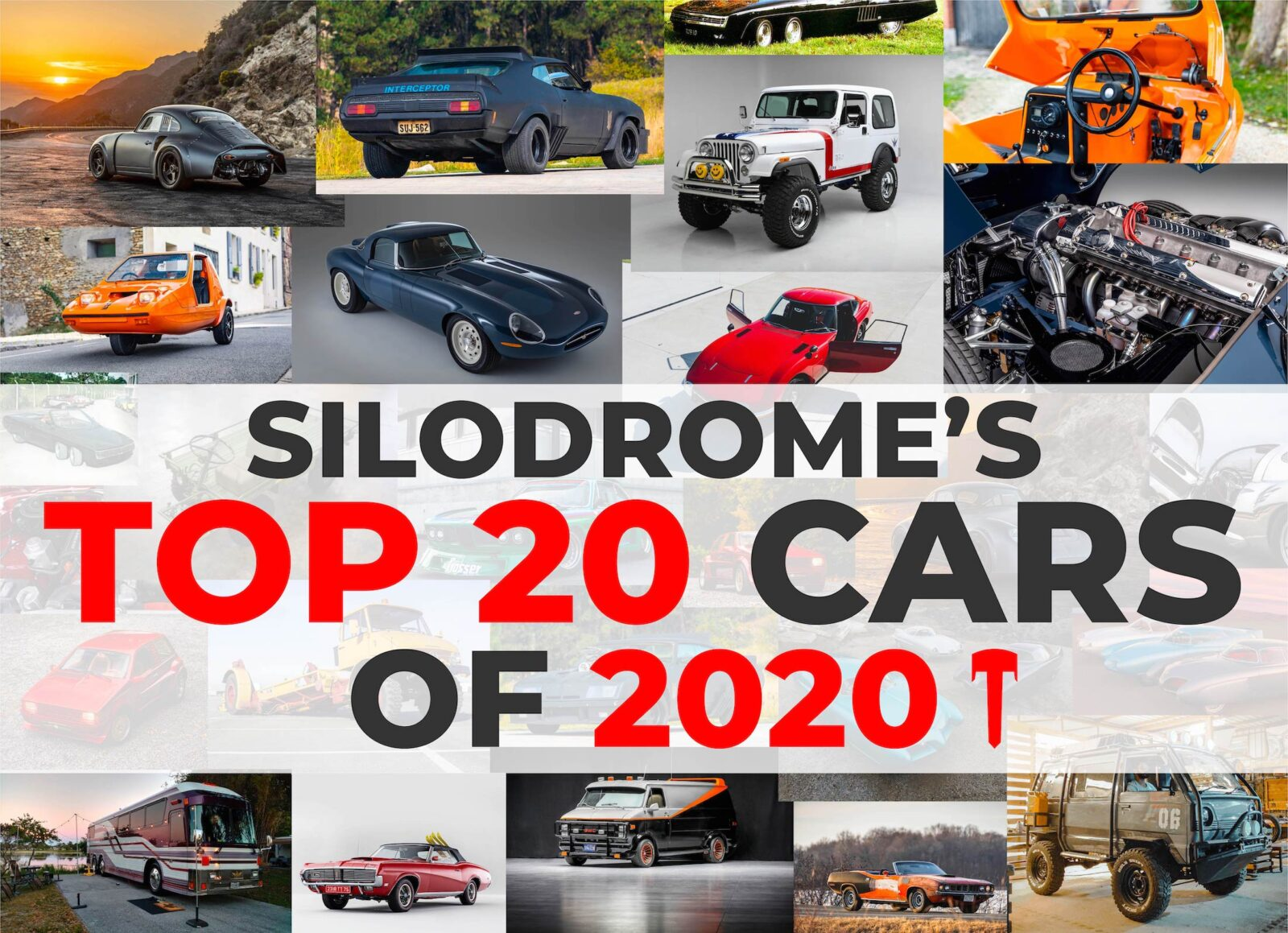 Silodrome Top 20 Cars Of 2020 Thumbnail