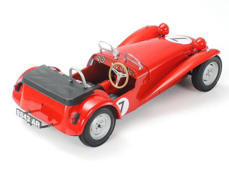 Tamiya Lotus Super 7 Series II 1 24 Scale Kit Red