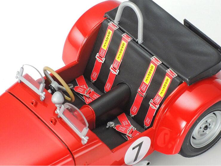 Tamiya Lotus Super 7 Series II 1 24 Scale Kit Seats