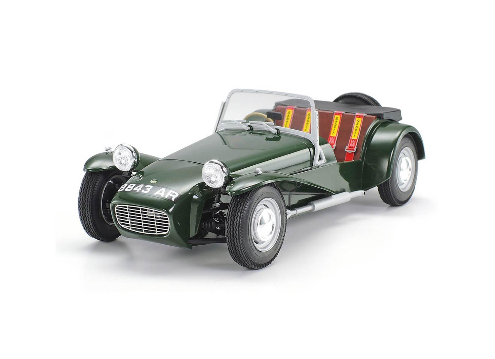 Tamiya Lotus Super 7 Series II