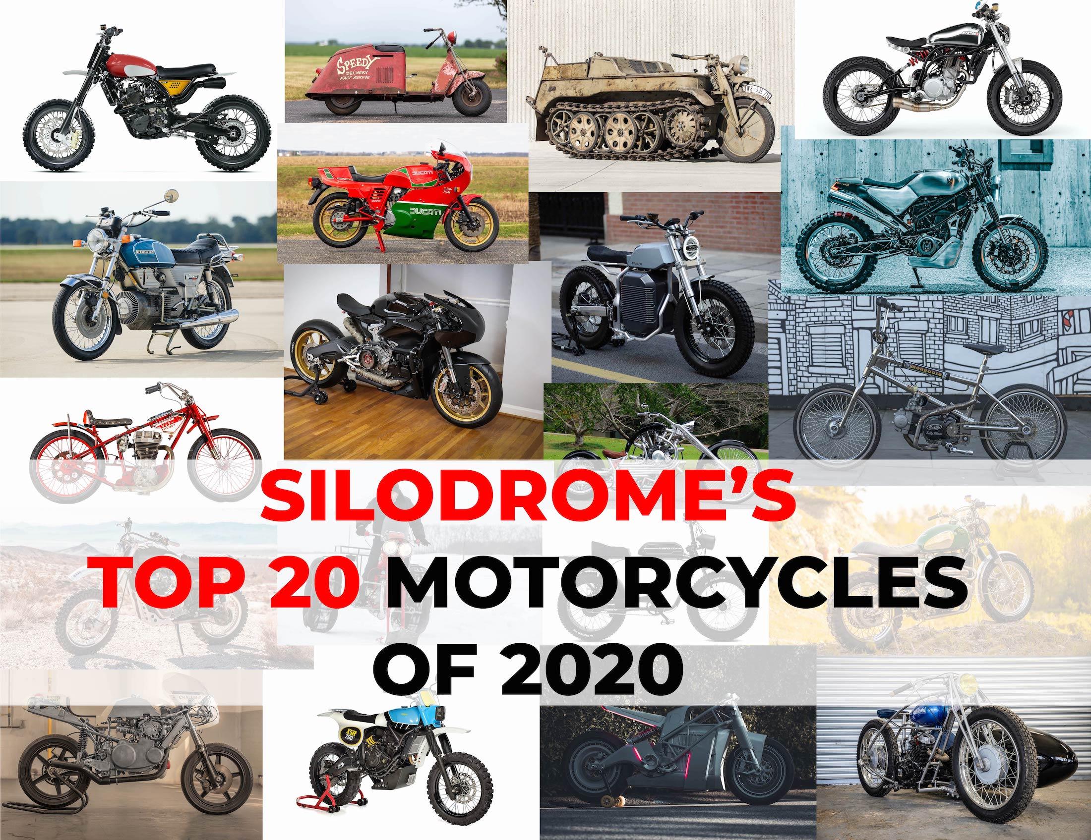 Top 20 Motorcycles of 2020