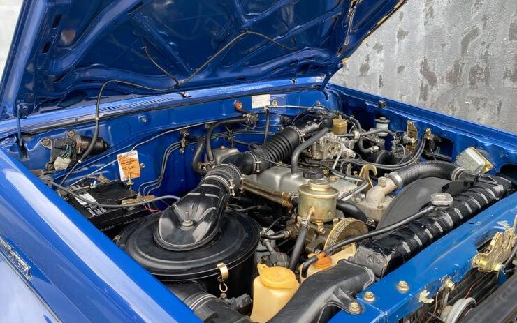Toyota Land Cruiser FJ70 Ebgine 2