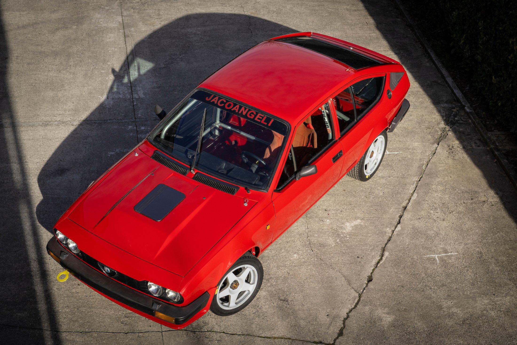Alfa Romeo GTV6 2.5 Autodelta 11