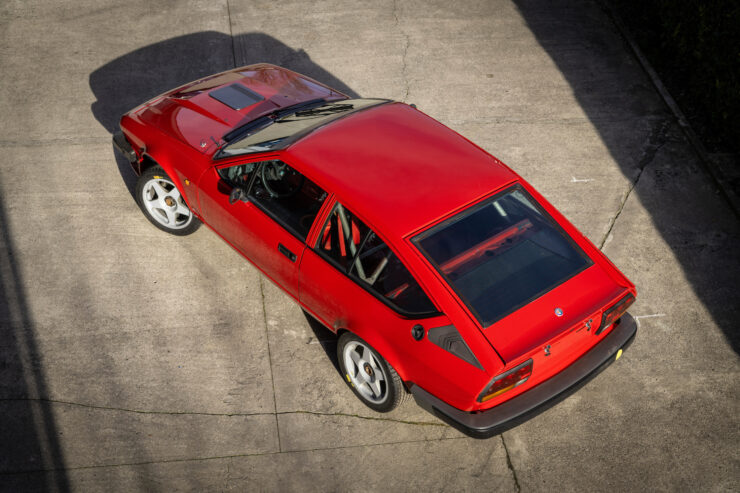 Alfa Romeo GTV6 2.5 Autodelta 12
