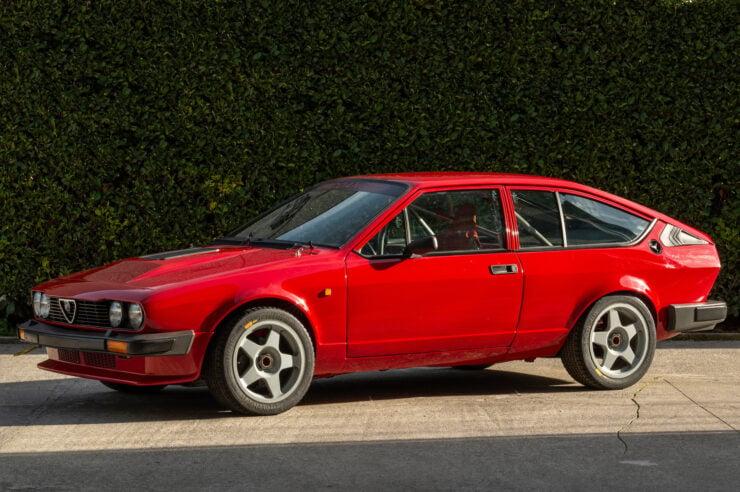 Alfa Romeo GTV6 2.5 Autodelta 13