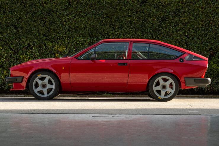 Alfa Romeo GTV6 2.5 Autodelta 4