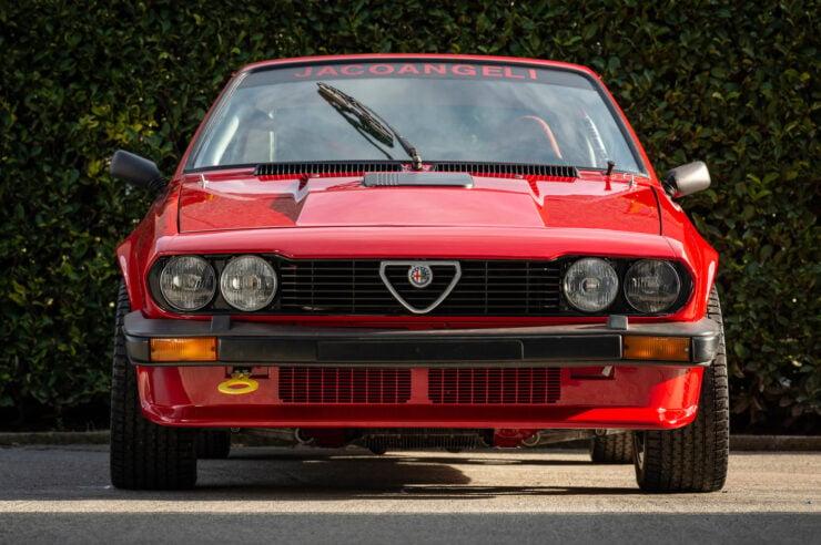 Alfa Romeo GTV6 2.5 Autodelta 5