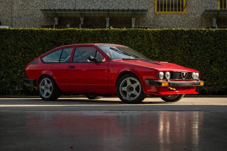 Alfa Romeo GTV6 2.5 Autodelta