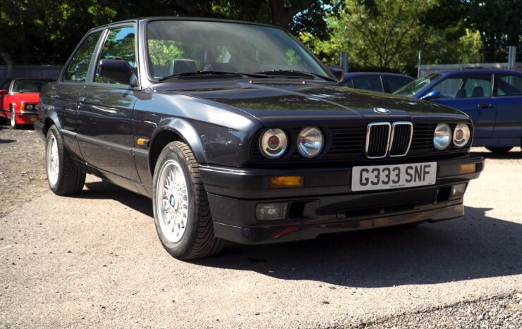 BMW 320is 3
