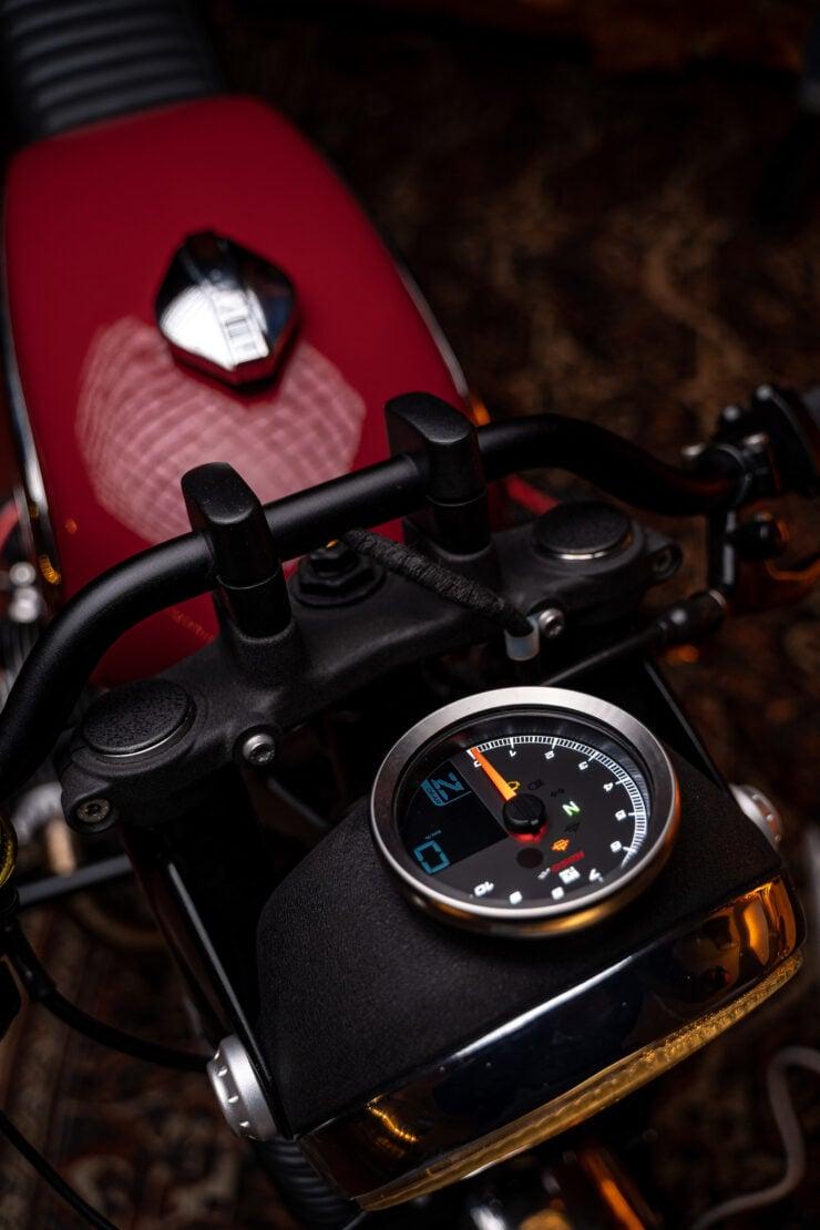 BMW R100R Cafe Racer 10