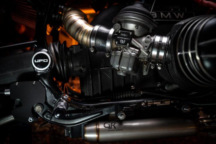 BMW R100R Cafe Racer 11