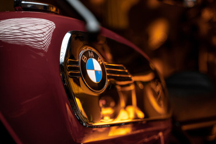 BMW R100R Cafe Racer 17