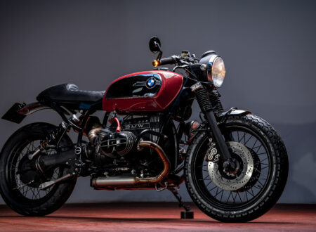 BMW R100R Cafe Racer 21
