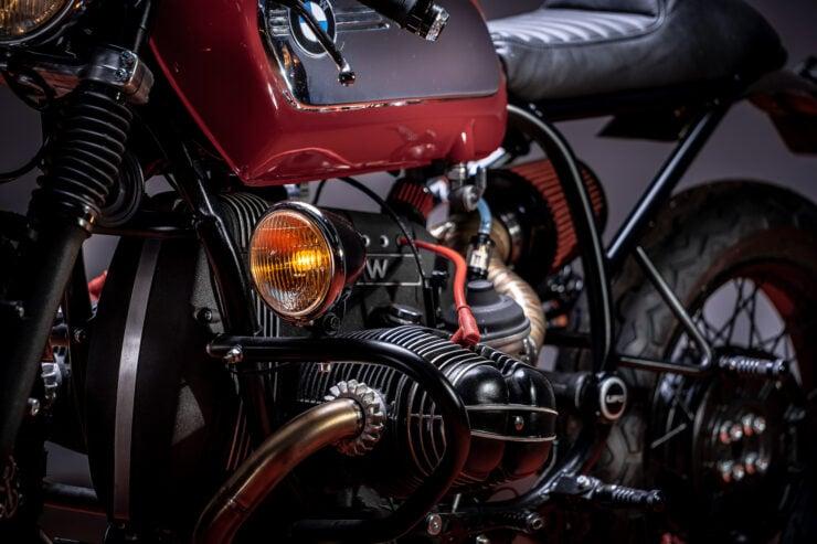 BMW R100R Cafe Racer 5