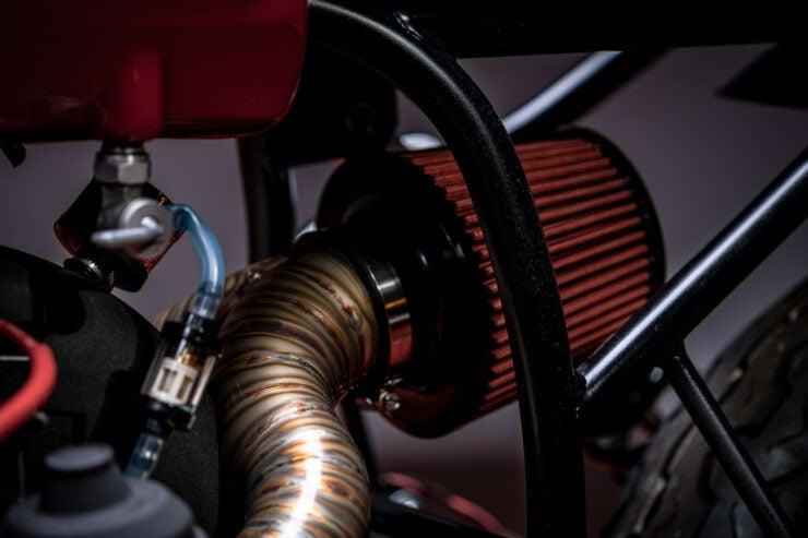 BMW R100R Cafe Racer 7