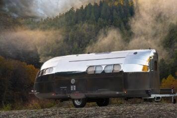 Bowlus Terra Firma Travel Trailer 1