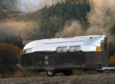 Bowlus Terra Firma Travel Trailer 1
