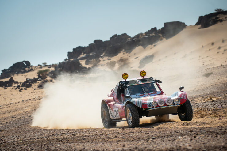 Buggy Sunhill Dakar Classic