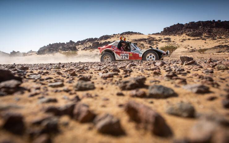 Buggy Sunhill Dakar Classic 2