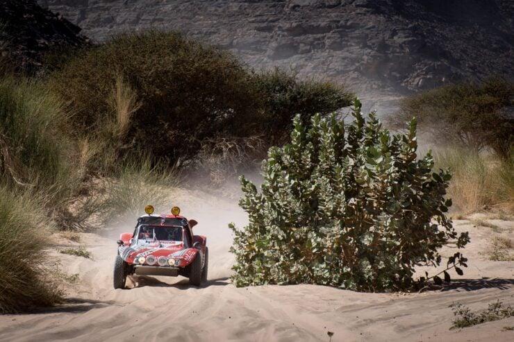 Buggy Sunhill Dakar Classic 3