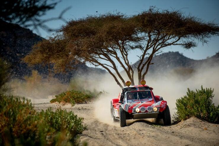 Buggy Sunhill Dakar Classic 5