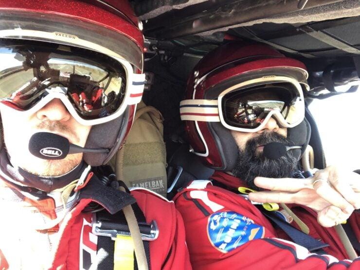 Buggy Sunhill Dakar Classic 6